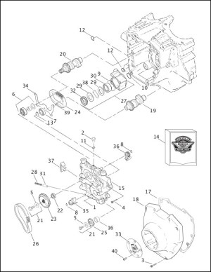 96 Twin Cam Engine Diagram Within Diagram Wiring And