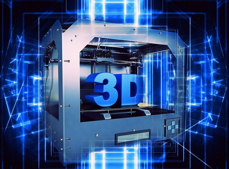 3D printing will disrupt the spare parts market.