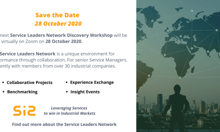 Next SLN Discovery Workshop 28 October 2020