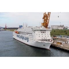 Wärtsilä powers world's largest NGO hospital ship | Webwire