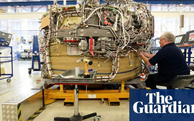 A Bad Time for the Aerospace industry as Covid halts sales | The Guardian