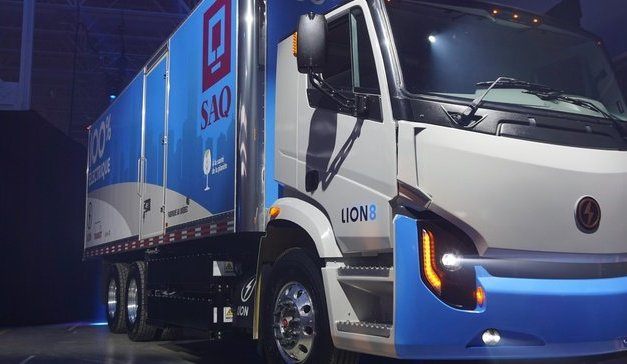 Lion, ABB partner to streamline electric truck infrastructure |UTILITY DIVE