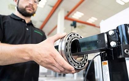 Schaeffler buys Dutch bearing tools maker to boost service arm