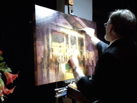 Event Artist Dan Nelson