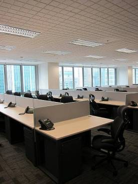 Customed Office Space