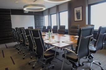 Singapore Land Tower Boardroom