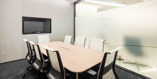 AXA tower serviced office for rent