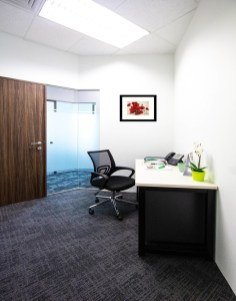 Telepark Serviced Office for Rent internal unit