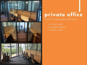 Singapore Science Park Serviced office coworking space (4)