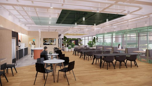 asia-green-serviced-office-pantry