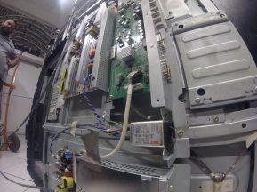 """Η Επισκευή τηλεόρασης LG μετά από λεπτομερή διάγνωση στο εργαστήριο του Service Repair διαπιστώθηκε πως είχε πρόβλημα στην πλακέτα των inverter Επισκευή service repair τηλεόρασης - όθόνης LG TV MONITOR 47"""""""
