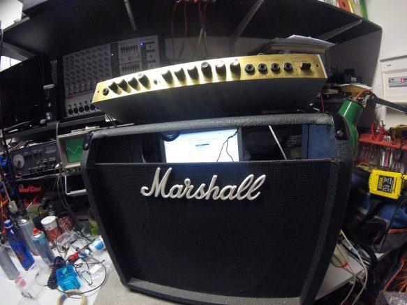 Επισκευή Marshall valvestate 40v gobo