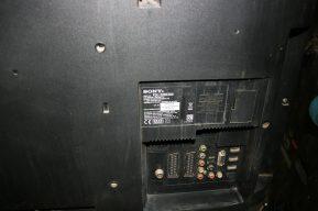 Επισκευή οθόνης τηλεόρασης Sony TV Bravia 32 δωρεάν τεχνικός έλεγχος