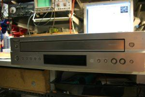 Service Yamaha CDC-697 cd player