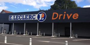 leclerc drive contact contacter le