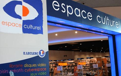 comment joindre l espace culturel leclerc