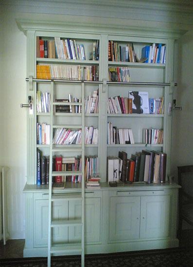 bibliotheque ancienne