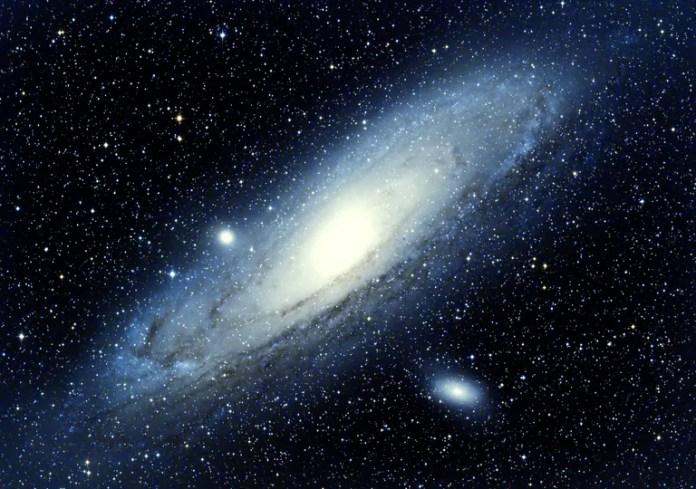 universe; Milky Way; galaxy; temperature