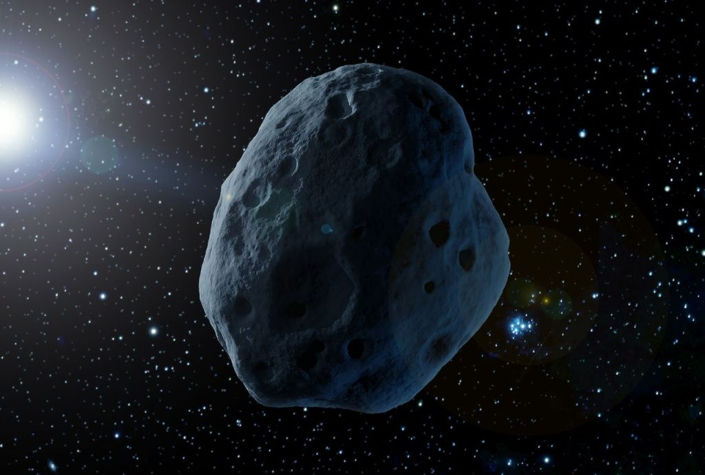 Possible collision of an asteroid with Earth on November 2, 2020!