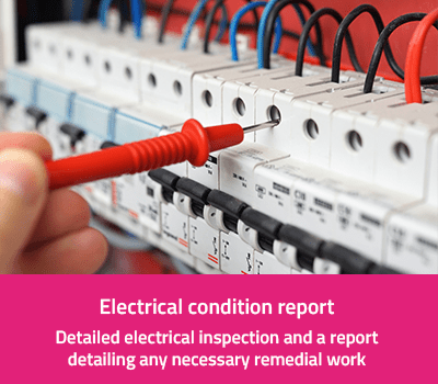EICRhover - Electrical upgrade quote