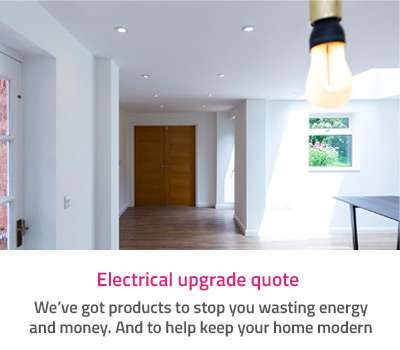 ElecUpg - Electrical upgrade quote