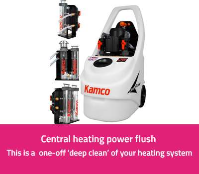 Pflushhover - One off heating and hot water repair