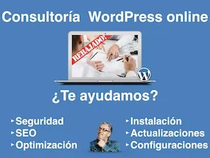 Consultoría WordPress online streaming