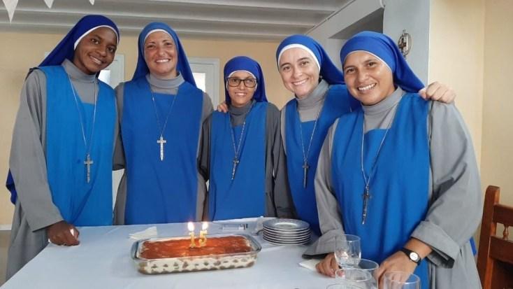"""La comunidad """"Santas Perpetua y Felicitas"""", nuestra primera fundación en Túnez, cumplió 15 años"""