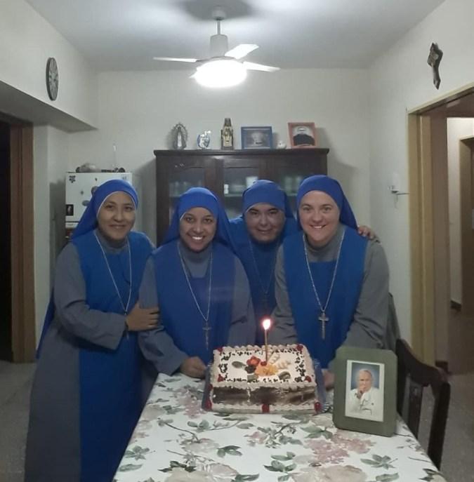"""5 años desde la fundación de la comunidad """"San Pablo VI"""""""