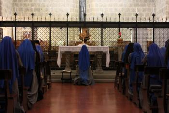 La Adoración al Santísimo Sacramento