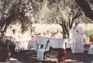 Misa con Mons. León Kruk