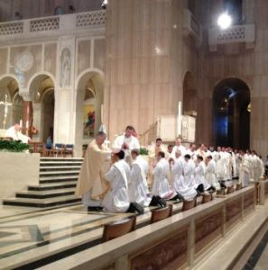 Institute of the Incarnate Word (IVE) Priests