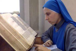 Servidora Licenziata in Scienze Ecclesiastiche Orientali