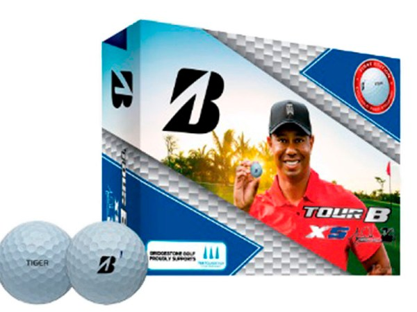 BOLA BRIDGESTONE TOUR BXS TIWER WOODS
