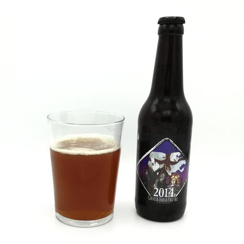 Cervesa Artesana 2014 Ratpenat 33cl got
