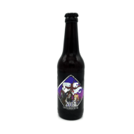 Cervesa Artesana IPA 2014 Ratpenat 33cl
