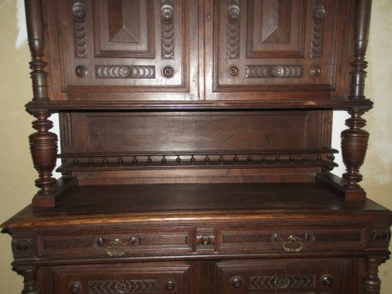 meuble entre deux ancien style henri ii