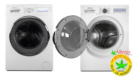 Servis Servis Allergy Busting Washing Machines