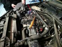 BMW 116d DPF filter