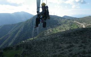 trabalhos em altura alpinismo industrial