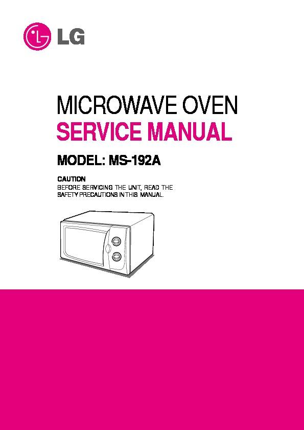 lg ms 192a service manual view