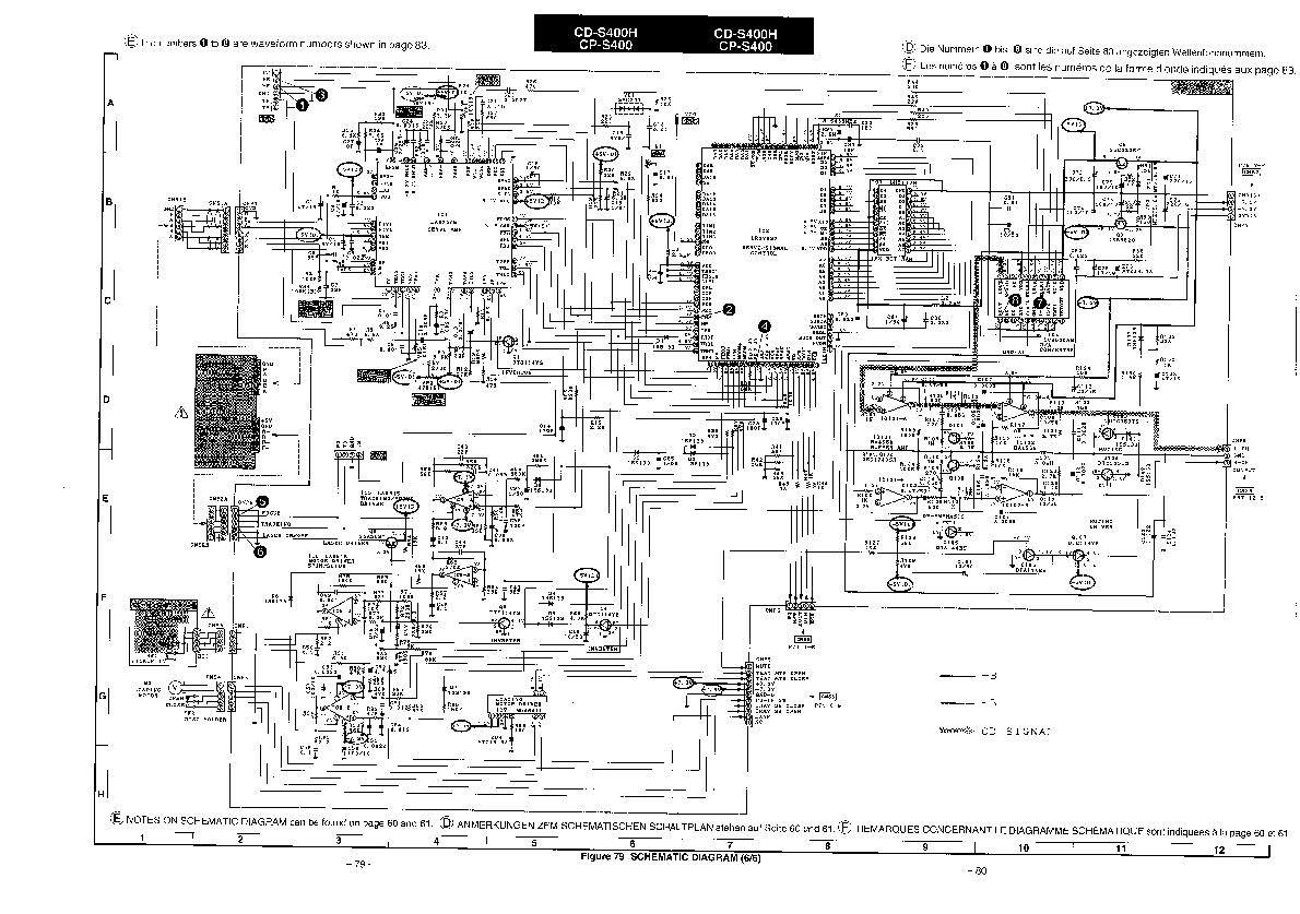 Sharp Cd S400 Servn3 Service Manual