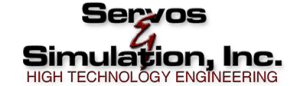 Servos and Simulation Inc