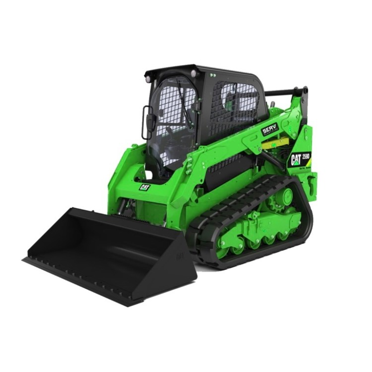 Cat® 259D Compact Tracked Loader​ - SERV Plant Hire