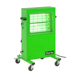 3Kw Rad Heater inc. Transformer - SERV Plant Hire