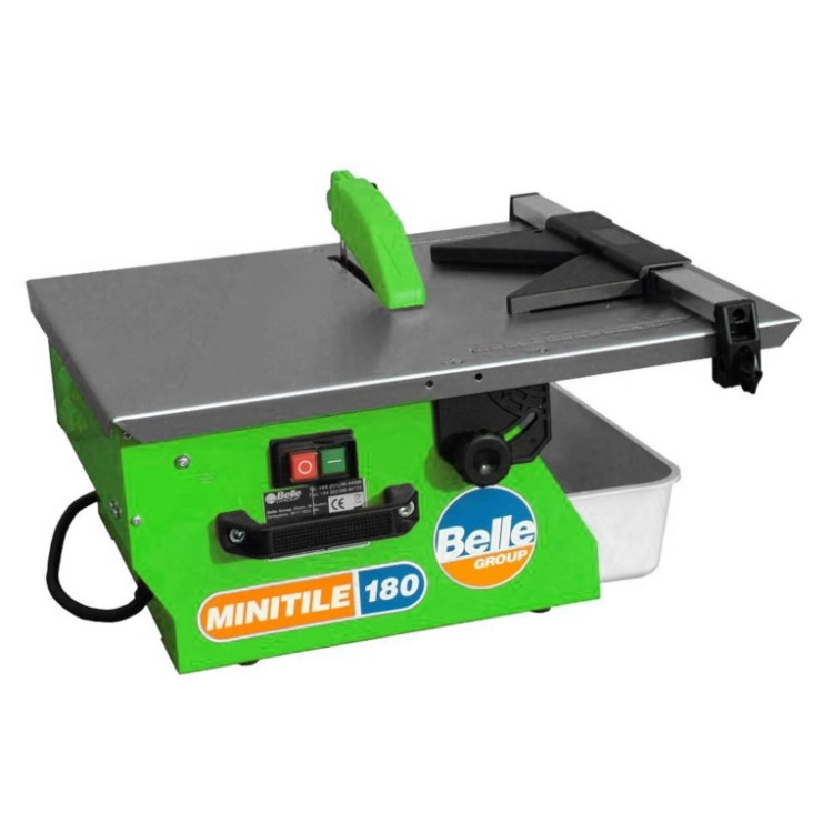 Belle Electric Tile Cutter - SERV Plant Hire