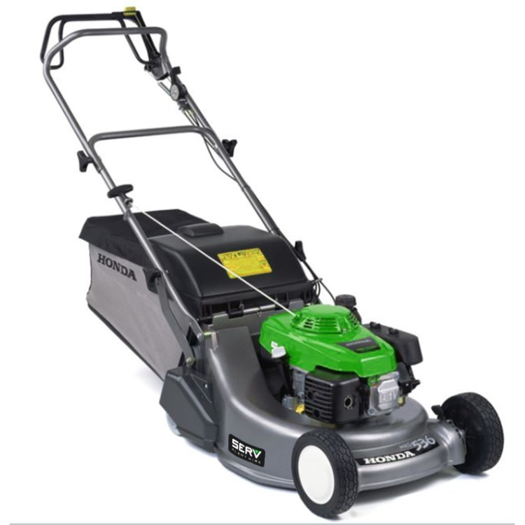 Self-propelled Lawn Mower - SERV Plant Hire