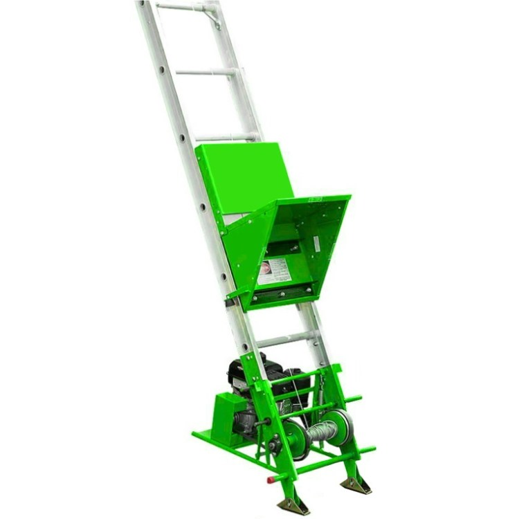 Ladder Hoist System -SERV Plant Hire
