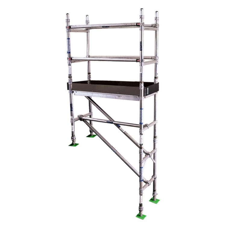 Stairwell Access Tower - SERV Plant Hire