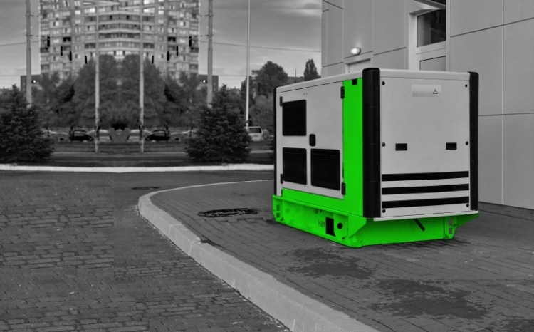 How to choose the right generator for your construction site - SERV Plant Hire